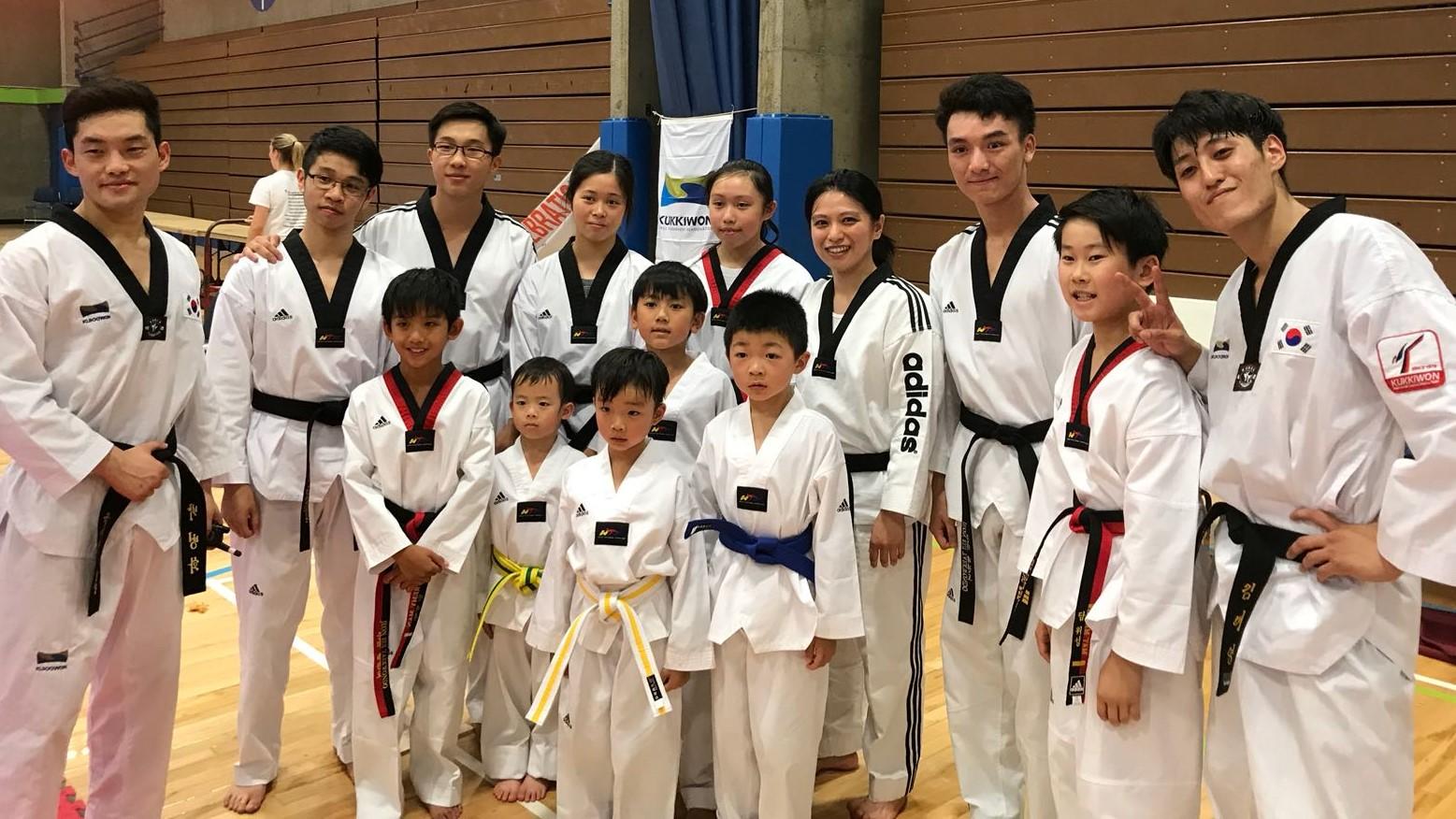 Taekwondo Kukkiwon Day