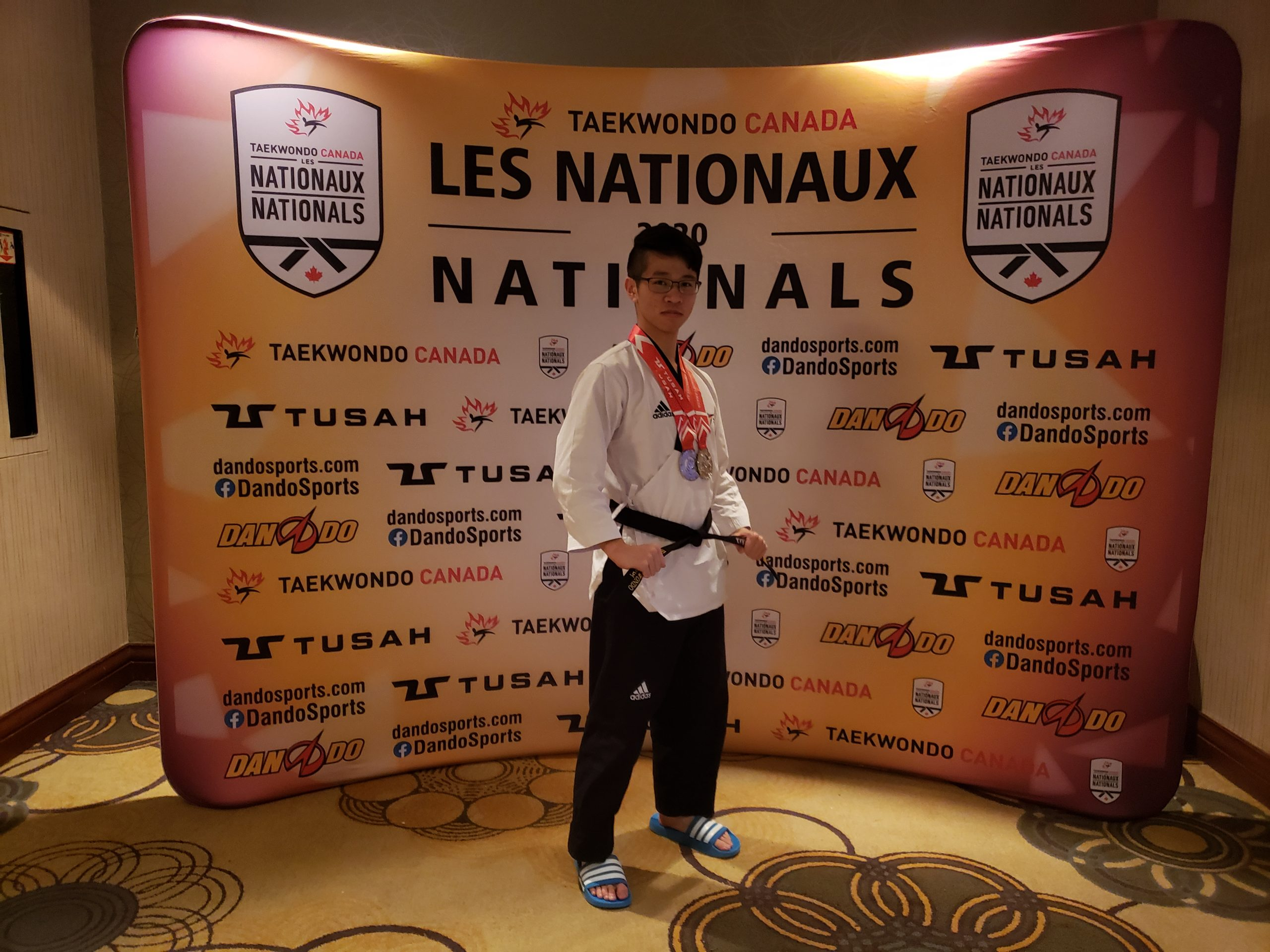 Team Canada 2020 – Karsten Chan