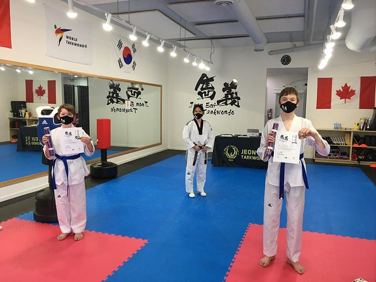 Promotion Test in July 2020