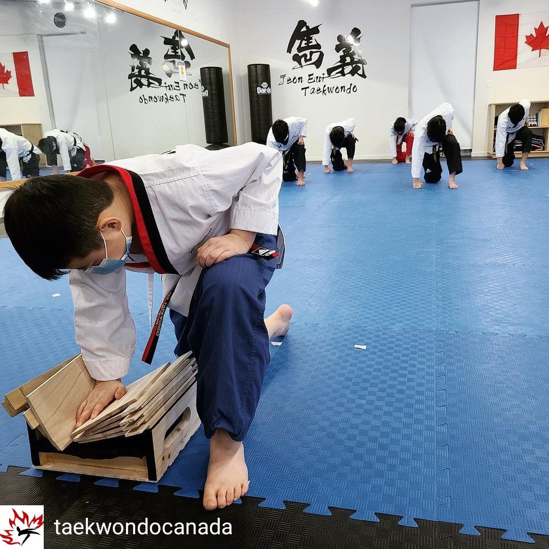 Feature from Taekwondo Canada