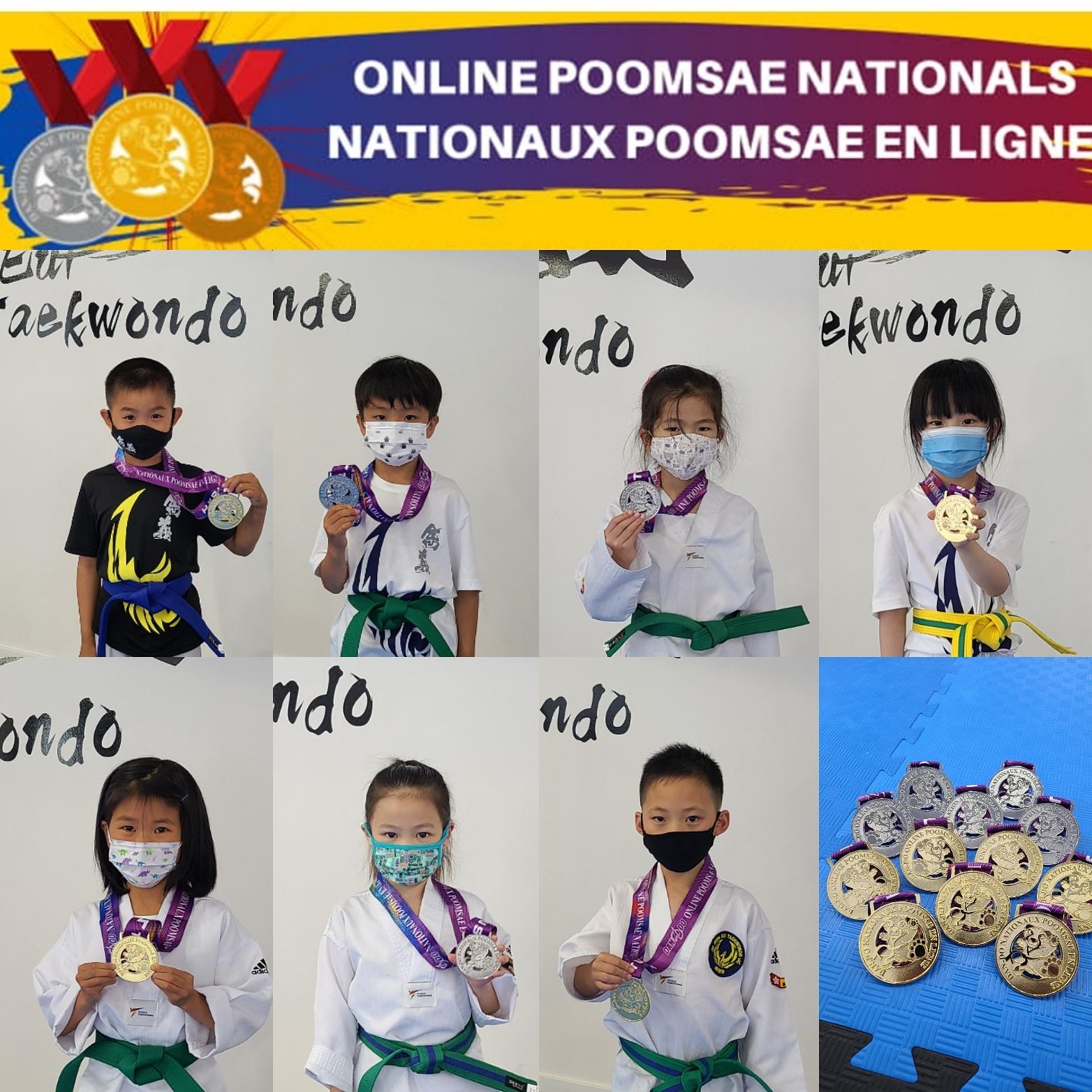 2021 Dan-do Online Poomsae Nationals
