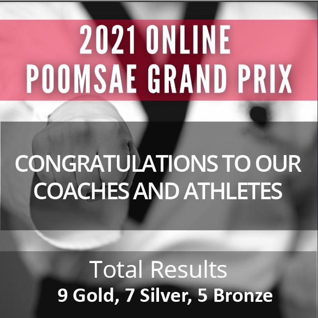 2021 Online Poomsae Grand Prix II
