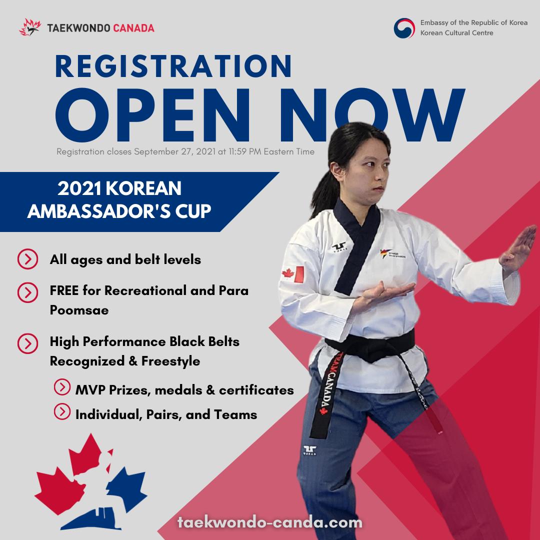 2021 Korean Ambassador's Cup Results